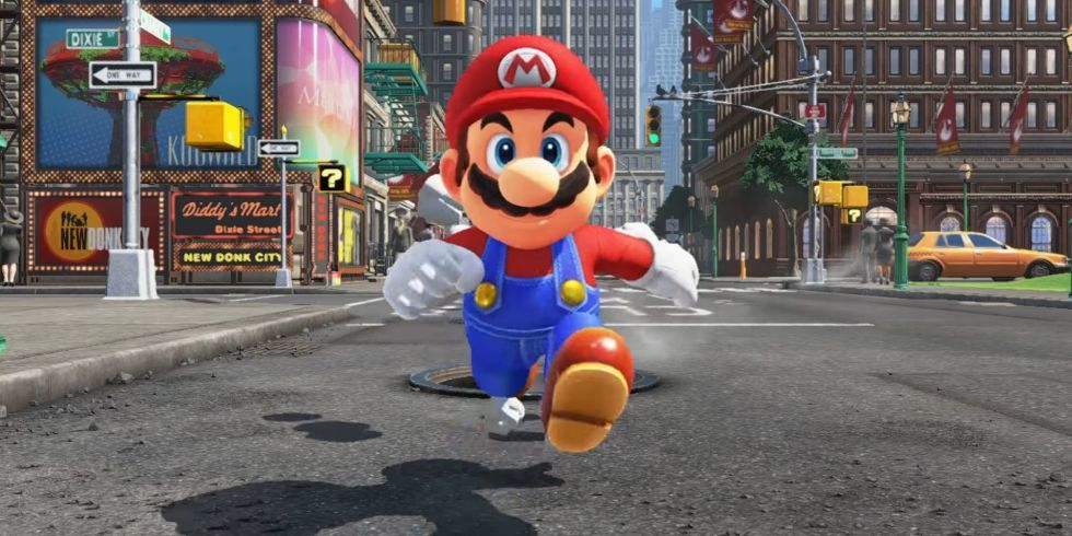 Running Mojo lessons from Super Mario